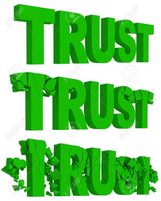 13305776-rendus-illustration-de-la-fissuration-et-l-effritement-de-la-fiducie-mot-en-trois-étapes-séquentielle